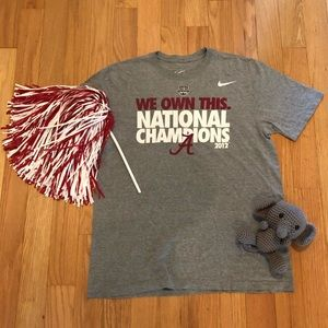 new concept a6ade 002e2 Women Alabama National Championship Shirts on Poshmark